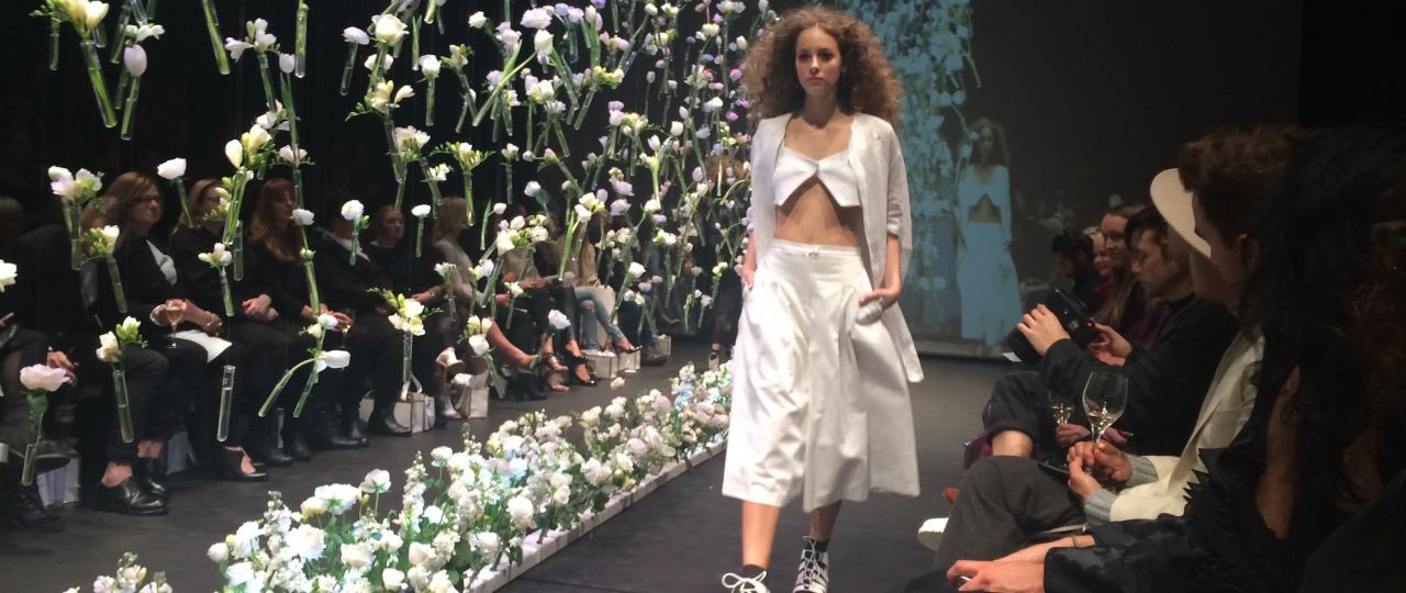 COOP stars in Trelise Cooper Theatre of Fashion show | Villainesse